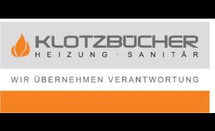 Logo von KLOTZBÜCHER GmbH Heizung Sanitär