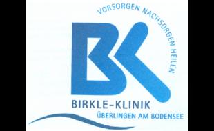 Birkle-Klinik Überlingen, Fachklinik für Innere Medizin und Orthopädie