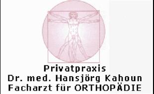 Kahoun Hansjörg Dr. med., FA für Orthopädie
