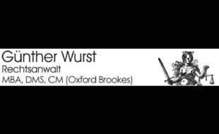 Bild zu Anwaltskanzlei Günther Wurst Rechtsanwalt MBA, DMS, CM (Oxford Brookes) in Herrenberg