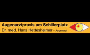 Logo von Dr. med. Hans Hettesheimer Augenarztpraxis am Schillerplatz