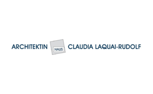 Logo von Architektin Claudia Laquai-Rudolf