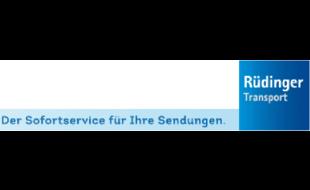 Logo von Rüdinger Transport GmbH