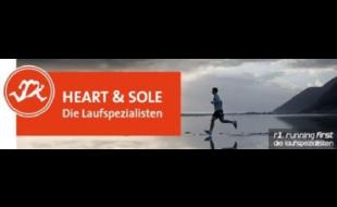 Logo von HEART & SOLE - Die Laufspezialisten