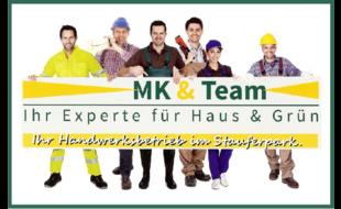 Logo von MK & Team - Ihr Experte für Haus & Grün