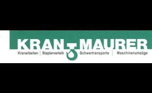 Kran Maurer