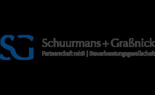 Logo von Schuurmans + Graßnick Partnerschaft mbB Steuerberatungsgesellschaft