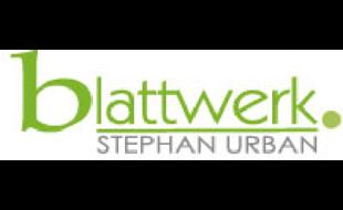 Logo von blattwerk - Stephan Urban