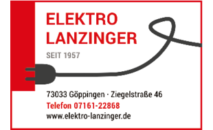 Bild zu Elektro Lanzinger in Göppingen