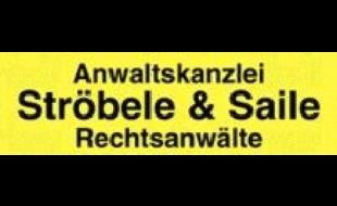 Logo von Anwaltskanzlei Ströbele & Saile, Rechtsanwälte