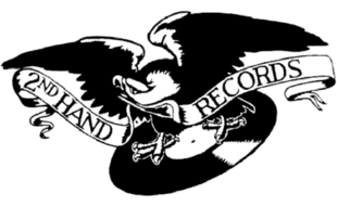 Logo von Second Hand Records