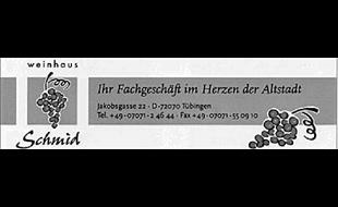 Logo von Weinhaus Schmid