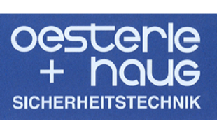 Logo von Oesterle + Haug Sicherheitstechnik GmbH