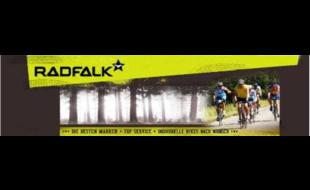 Logo von RADFALK Radsport Handels GmbH
