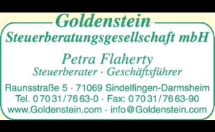 Logo von Goldenstein Steuerberatungsgesellschaft mbH