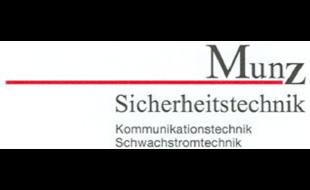 Logo von Munz Sicherheitstechnik