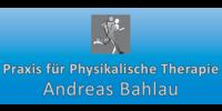 Kundenlogo Andreas Bahlau - Praxis für Physikalische Therapie
