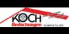 Kundenlogo von Koch-Bedachungen GmbH & Co. KG