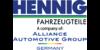 Kundenlogo von Hennig Fahrzeugteile GmbH & Co. KG Niederlassung Düsseldorf
