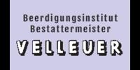 Kundenlogo Bestatter Velleuer