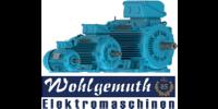 Kundenlogo Elektromaschinen Wohlgemuth