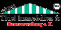 Kundenlogo Hausverwaltung Thiel Immobilien & Hausverwaltung e.K.