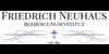 Kundenlogo von Neuhaus Friedrich Beerdigungsinstitut