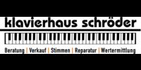Kundenlogo Klaviere Düsseldorf Schröder
