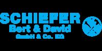Kundenlogo Bert & David Schiefer