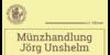 Kundenlogo von Münzankauf Unshelm Jörg