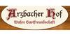 Kundenlogo von Arzbacher Hof (Inh. Thomas u. Michaela Linke)