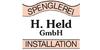 Kundenlogo von Spenglerei, Installation HELD Helmut GMBH