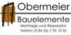 Kundenlogo von Bauelemente Obermeier Roland