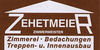 Kundenlogo von Zehetmeier Johann GmbH Zimmermeister