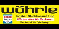 Kundenlogo Autoreparatur Wöhrle Bosch-Service
