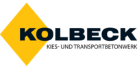 Kundenlogo Kolbeck Kies- und Transportbetonwerk