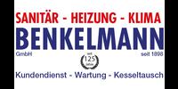 Kundenlogo Benkelmann GmbH