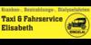Kundenlogo von Taxi & Fahrservice Elisabeth