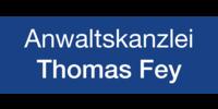 Kundenlogo Anwaltskanzlei Fey Thomas