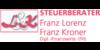 Kundenlogo von Lorenz & Kroner PartG mbB