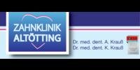 Kundenlogo Zahnklinik Altötting - Krauß Alexander u. Katharina Dres.med.dent.