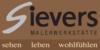 Kundenlogo von Sievers Malerwerkstätte