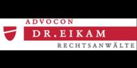 Kundenlogo ADVOCON Dr. Eikam & Kollegen