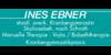 Kundenlogo von Krankengymnastik Ebner Ines