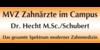 Kundenlogo von MVZ Zahnärzte im Campus Dr. M. Hecht / J. Schubert