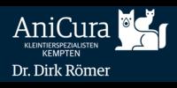 Kundenlogo Kleintierspezialisten Kempten GmbH Fachpraxis u. Überweisungszentrum , Dr.med.vet. Dirk Römer