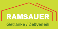 Kundenlogo Ramsauer Getränke Zeltverleih