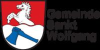 Kundenlogo Gemeinde Sankt Wolfgang