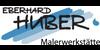 Kundenlogo von Maler Huber Eberhard