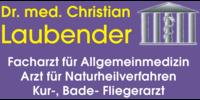 Kundenlogo Laubender Christian Dr.med.